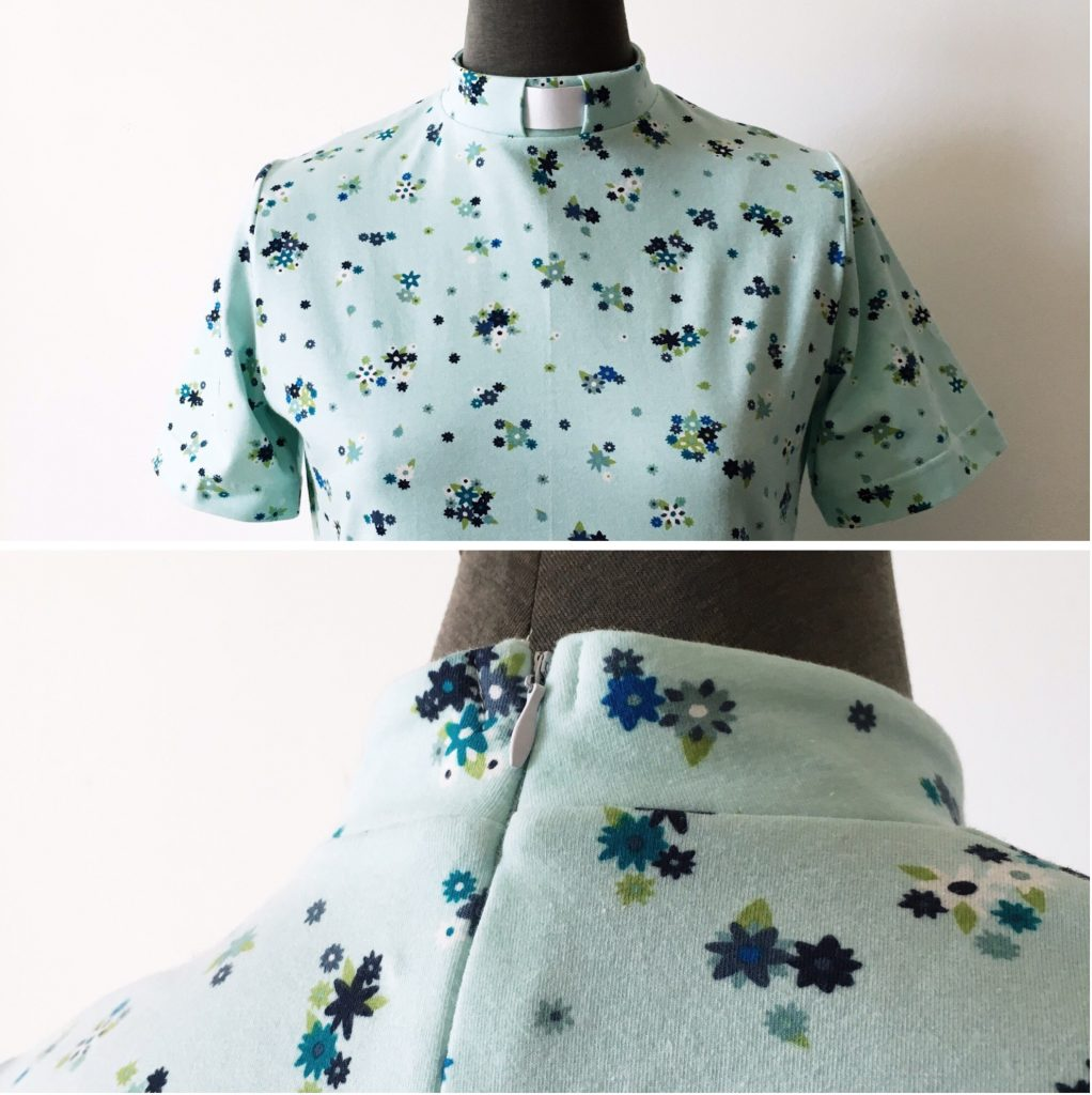 Clerical T-Shirt online sewing course
